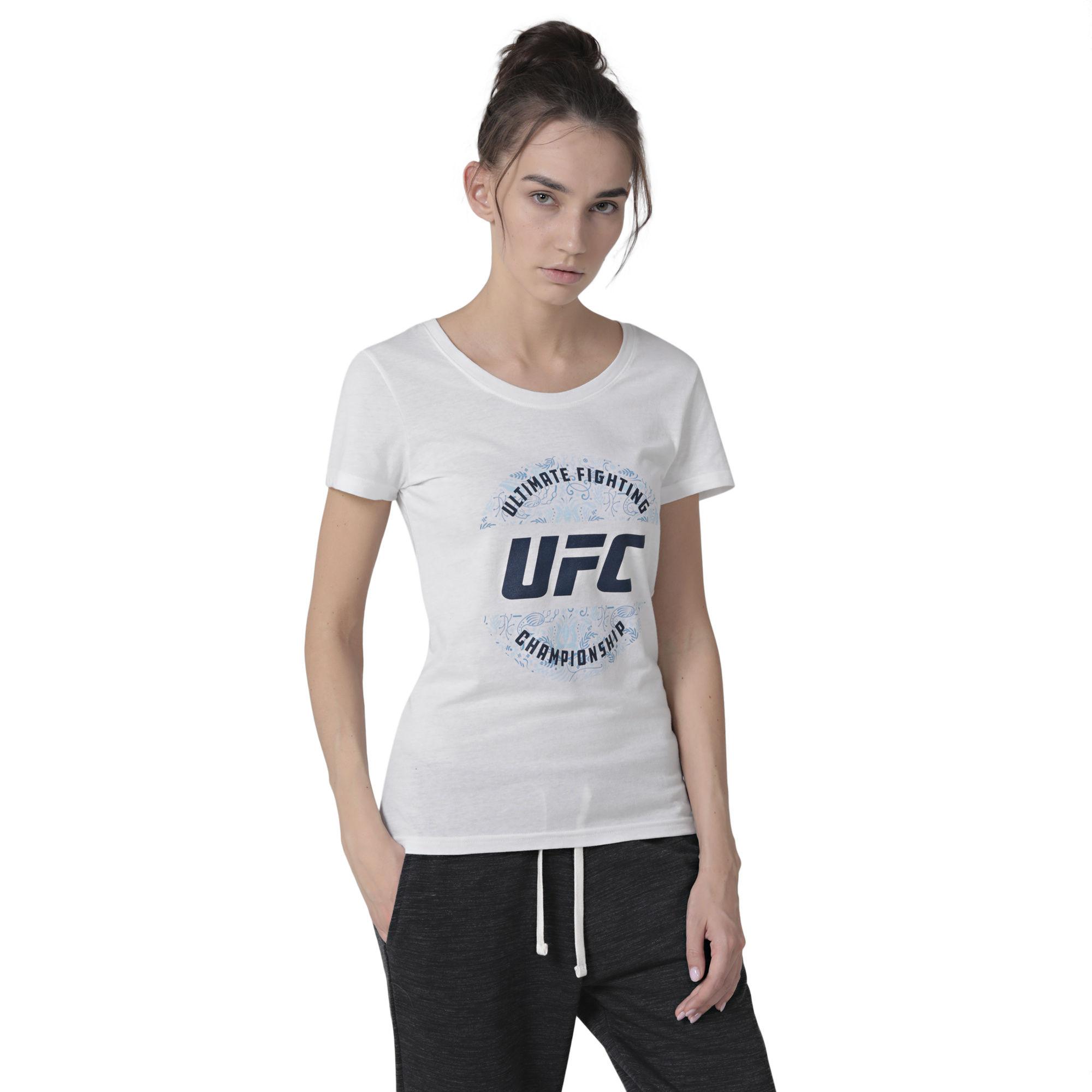 Футболка UFC Gzhel