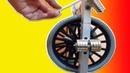 Новая модель запрещенного вечного двигателя работающая на магнитном поле