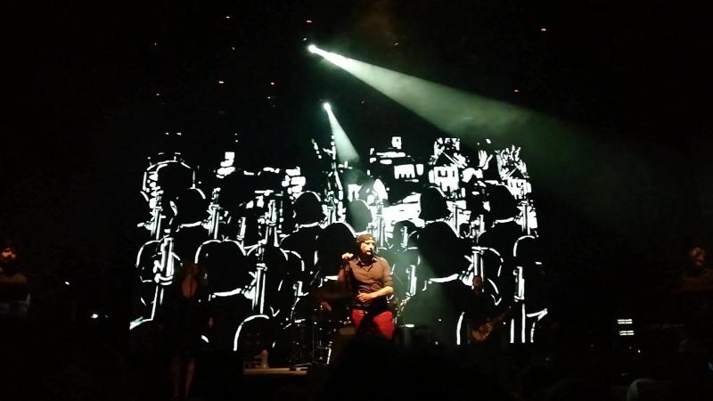 LAIBACH Ti, ki izzivaš Москва, Главклуб Green Concert, 11.10.2018