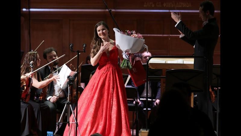 Verdi - Rigoletto Caro nome - Ekaterina Monisova