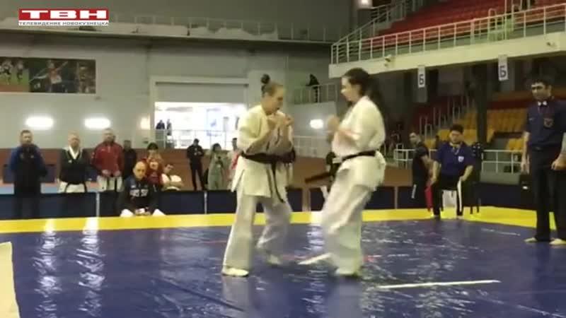 Анастасия Калистратова — бронзовый призер чемпионата России