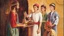 Церковный календарь 30 декабря 2017г. Пророк Даниил и святые три отрока Анания, Азария и Мисаил