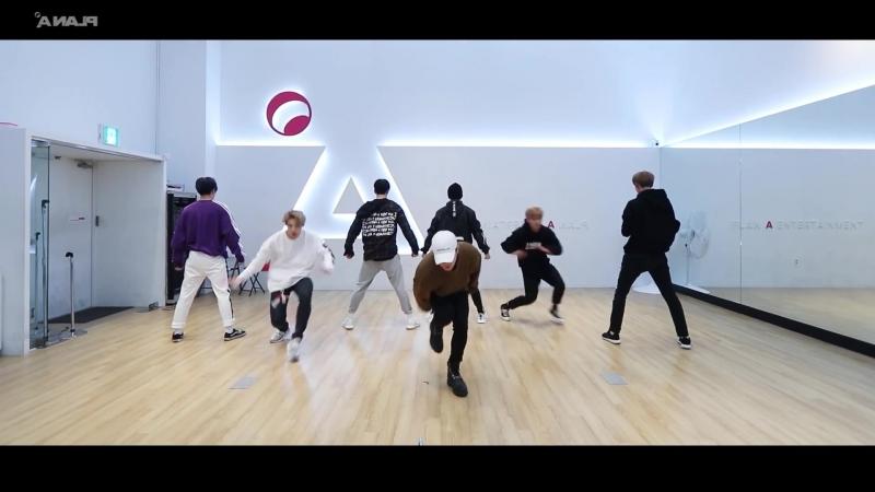 [MIRRORED] VICTON - Remember Me나를 기억해 (Choreography Practice Video)