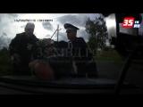 Сутки бегах: сотрудники ГИБДД задержали беглого заключённого под Череповцом