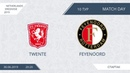 AFL19 Netherlands Eredivisie Day 10 Twente Feyenoord