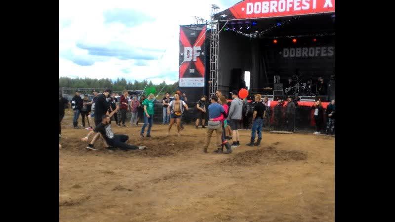 Morass - Доброфест (когда одному мало места на сцене, а другому в поле)
