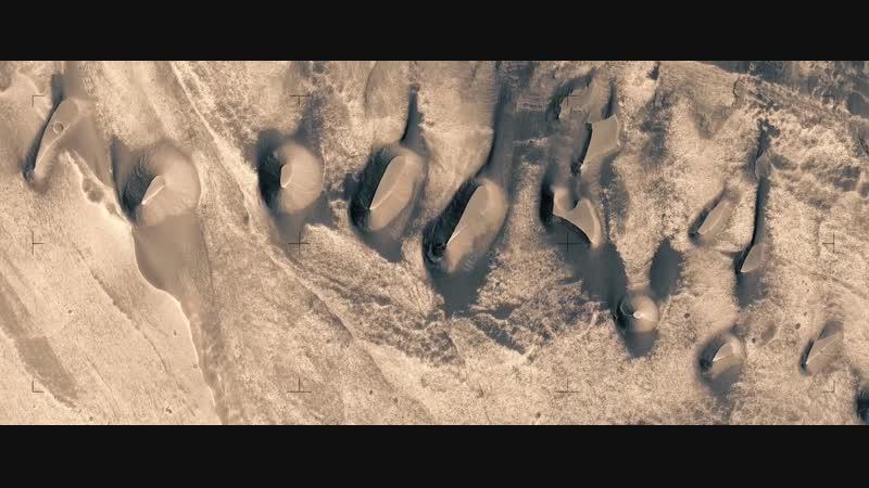 Потрясающее видео Марса в цифровом формате,на которым сотрудники НАСА трудились целых три месяца