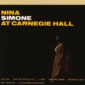 Nina Simone альбом At Carnegie Hall