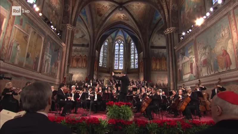 Concerto di Natale con Jose Carreras (Assisi, 2018)