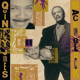 Quincy Jones альбом Back On The Block