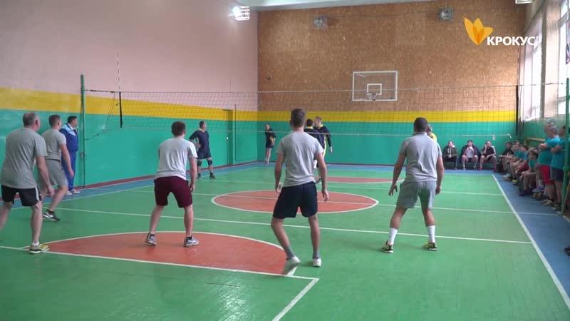 У Білій Церкві започаткували волейбольний турнір пам'яті Сергія Шомка