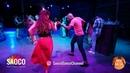 Giovanni Marcha and Zlatka Vasa Kovacova Salsa Dancing at Riga Salsa Festival 2018, Friday 10.08.2018