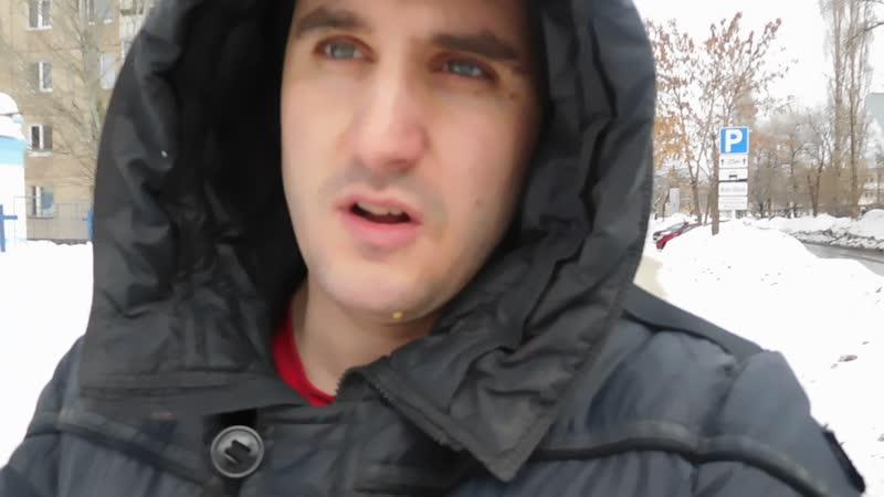 Эльдар Богунов рыгает после шаурмы