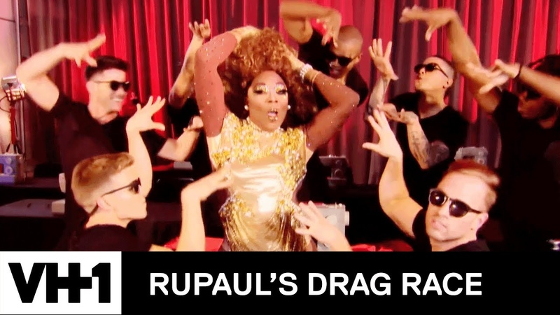 Kitty Girl Music Video ft. Trixie Mattel, Shangela More! | RuPauls Drag All Stars 3