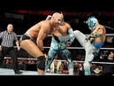 The Lucha Dragons Raw Debut