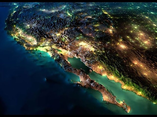 WikiLeaks reveló documentos que confirman la transferencia de Baja California a EEUU→ netsysmX