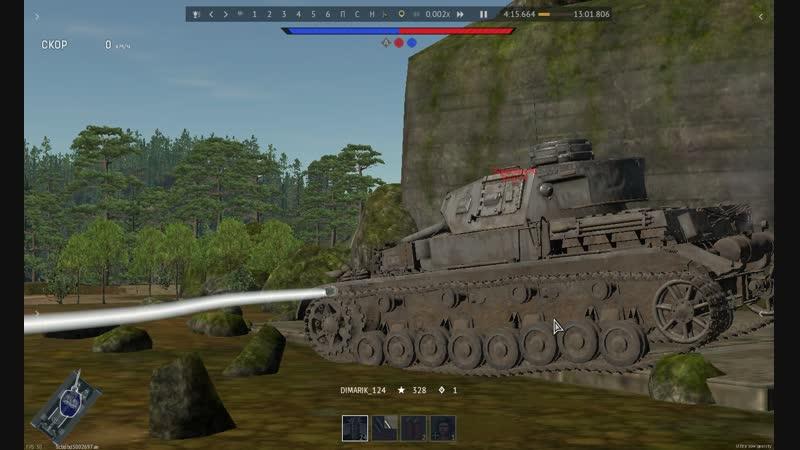 Т-34 vs PzKpfw IV F-2