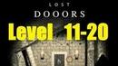 Lost DOOORS escape game level 11 12 13 14 15 16 17 18 19 20