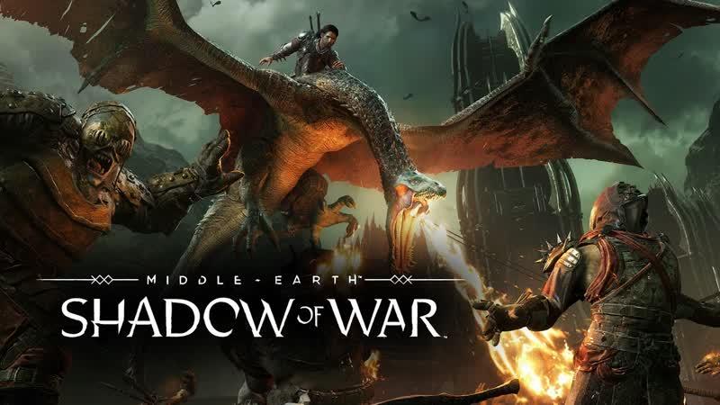 Middle-earth Shadow of War \ Средиземье Тени войны [ vk.comsodagame ]