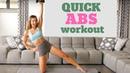 Katie Ostin - Best Abs Workout for Women | Тренировка для пресса в домашних условиях