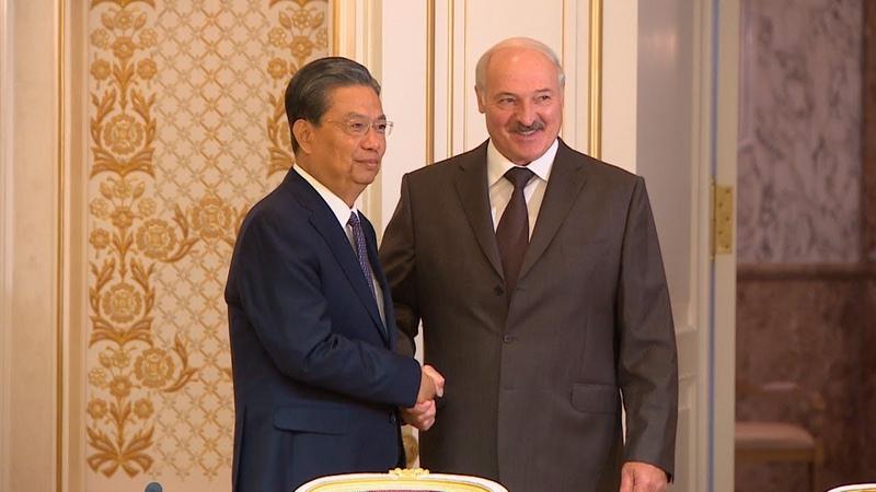 Лукашенко: для Беларуси важно дальнейшее углубление взаимодействия с Китаем