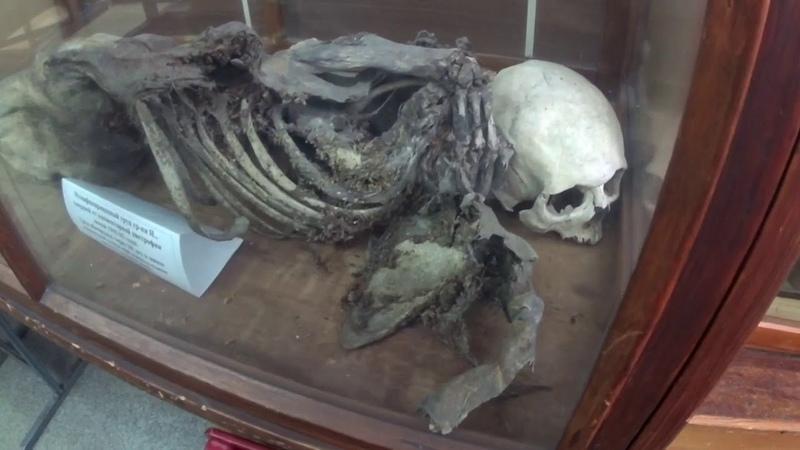 Самый страшный музей Слабонервным не смотреть
