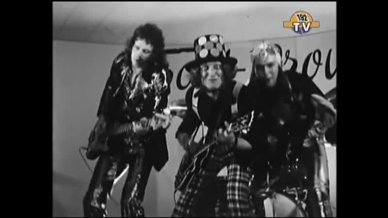 Slade - Cum on feel the noize ( Rare Original Footage French TV 1973 Rebroadcast Dutch 192 TV )