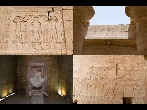 Christianity in Egypt 2015 - Ancient Egyptian Moses Religion and Origins of the Bible