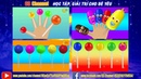CC Channel Video Giải Trí Giáo Dục Trẻ Em Collection 2 Finger Family DEMO