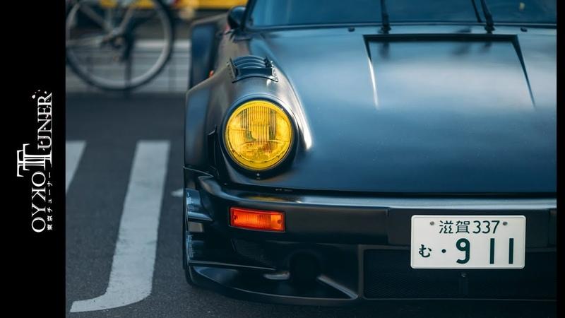Карбоновый Порше 911 Коити-сана [4K]