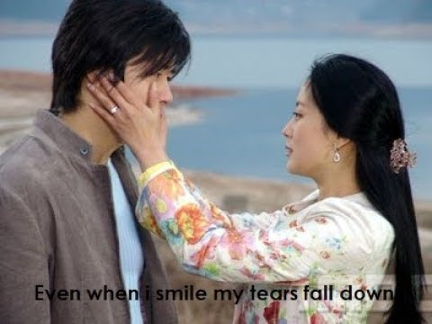 SAD LOVE STORY - Even when I smile my tears fall down (ENG SUB)