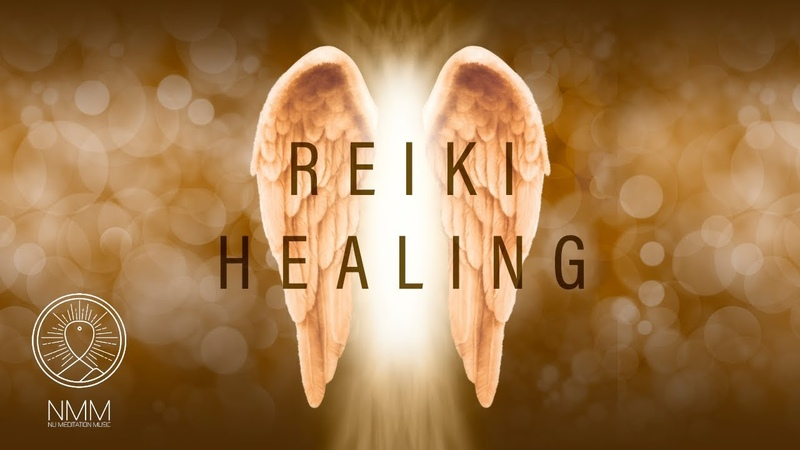Reiki Music Healing meditation music no loops, calming music for stress relief