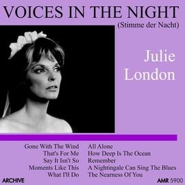 Julie London альбом Voices in the Night (Stimme Der Nacht)