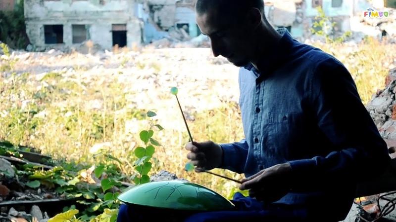Фимбо Весна, красиво играет барабанщик-профессионал