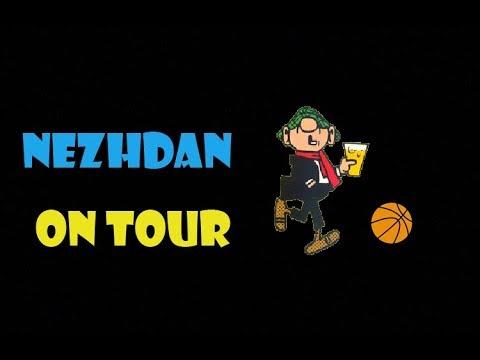 Nezhdan on Tour. Helsinki. День №1
