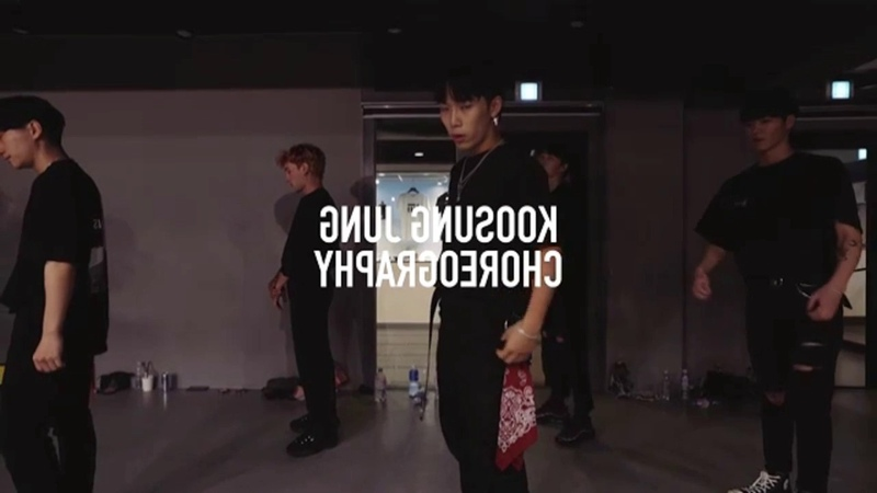 5SOS - Youngblood (Koosung Jung Choreography) MIRROR