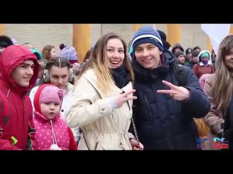 Парад молодёжи ЛНР - 2019