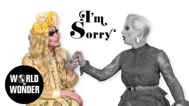 UNHhhh Ep 80 Apologies with Trixie Mattel and Katya Zamolodchikova