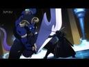 Кирито Против Голубоглазого Демона(Босса 74 уровня) [Полный бой]