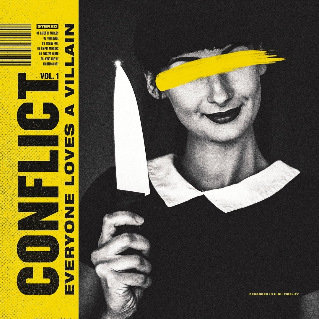 Everyone Loves A Villain- Conflict, Vol. 1 [EP]