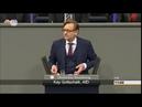 Kay Gottschalk AFD: Frau Merkel, lassen Sie Ihre Angriffe auf Frau Weidel, wir stehen hinter Ihr!