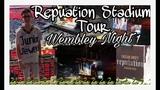 REPUATION Stadium Tour Wembley Taylor Swift