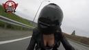 Aleksaboo! Tribute to Russian motorbike girl rider Aleksa. Girls on bike 2018. (SUZUKI GSX-750 R)