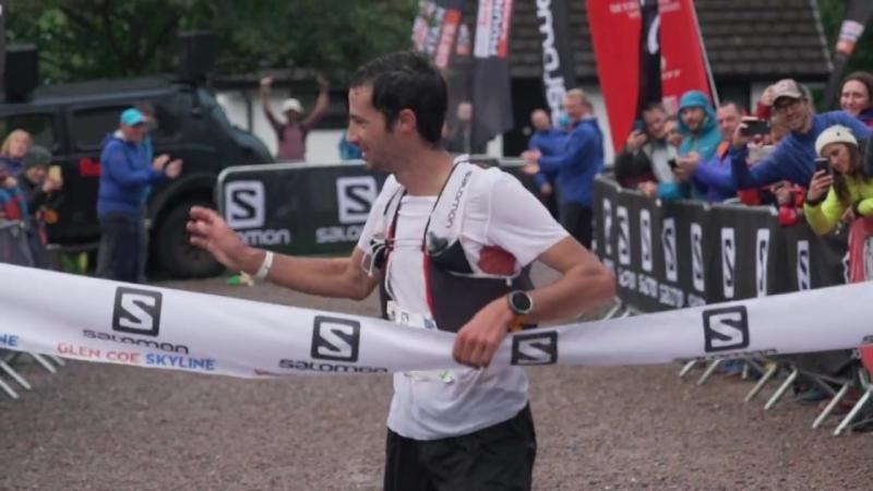 Migu Run Skyrunner® World Series - Salomon Glen Coe Skyline