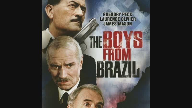 Мальчики из Бразилии / The Boys from Brazil, 1978 Гаврилов,BDRip.1080
