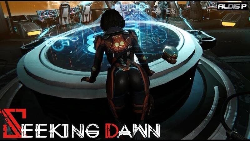 Seeking Dawn in VR 3 First Boss Fight