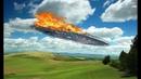 В России РУХНУЛ трёхтонный аппарат пришельцев. Власти засекретили происшествие с НЛО