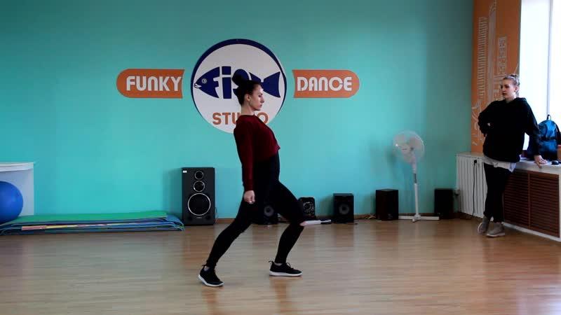 FUNKY-FISH DANCE | OPEN DAY | JAZZ-FUNK