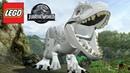 LEGO Jurassic World - УПРАВЛЯЕМ ДИНОЗАВРАМИ