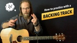 How to practice with a backing track (feat. Tennessee Whiskey)